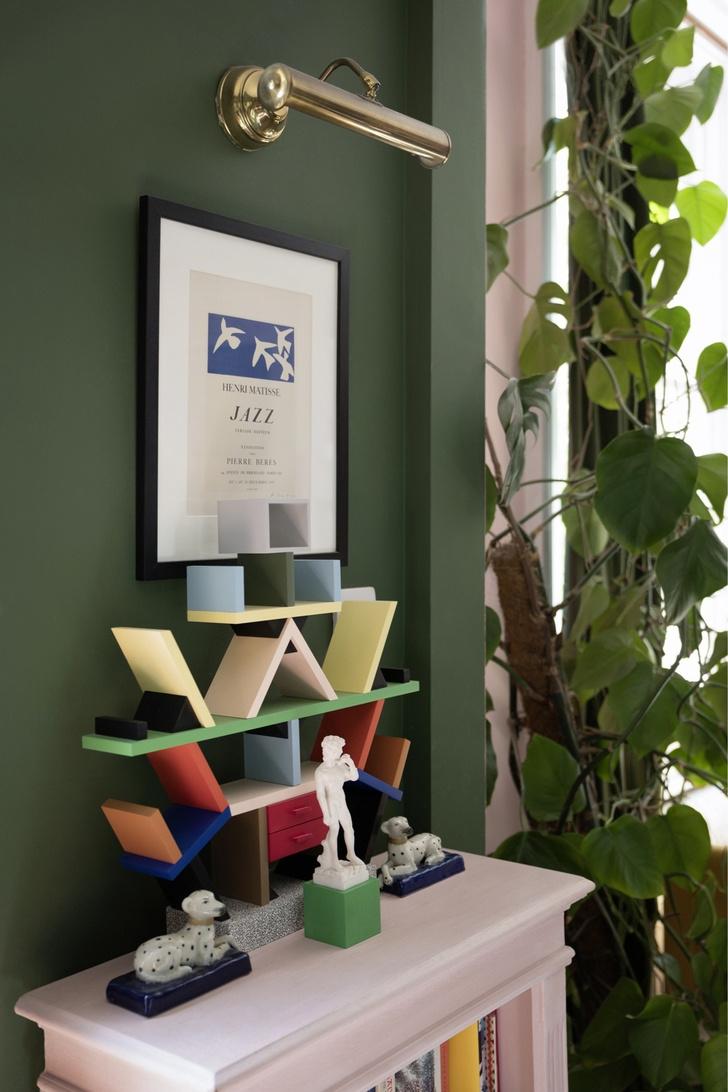 Легкость бытия: лондонская квартира Люка Эдварда Холла (фото 5)
