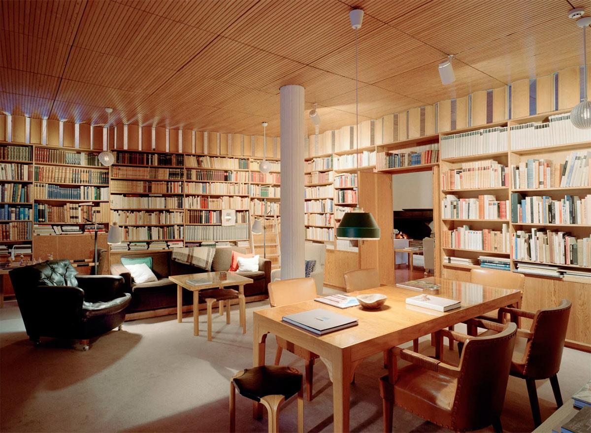 История дизайна: Айно и Алвар Аалто (галерея 35, фото 5)