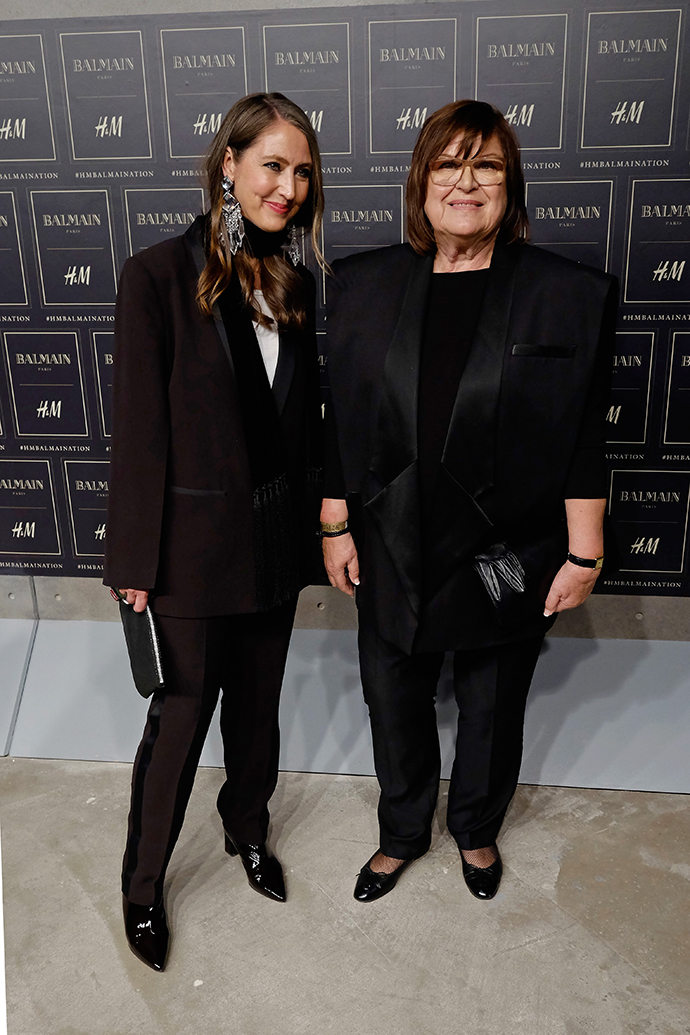 Анн-Софи Йоханссон и Маргарета ван ден Бош