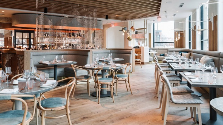 Французский ресторан и бар в Атланте (фото 0)