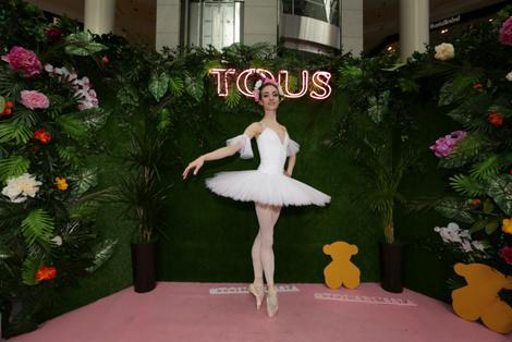 Звезды на открытии бутика TOUS | галерея [2] фото [3]