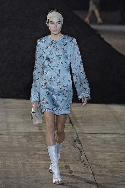 Неделя моды в Нью-Йорке 2015: день седьмой | галерея [3] фото [1]