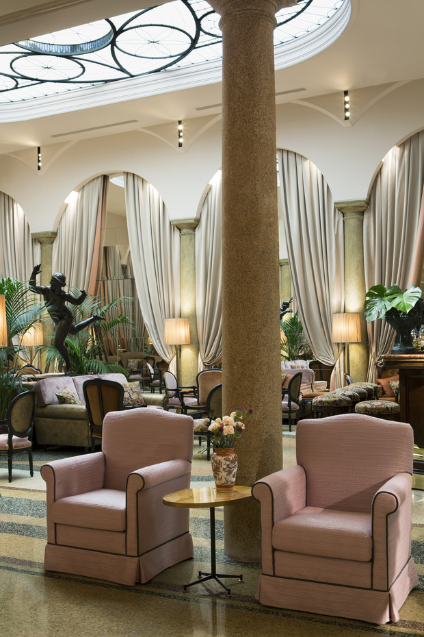 Dimore Studio обновили интерьеры Grand Hotel et de Milan (фото 6)