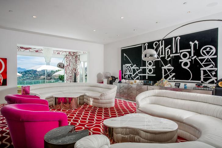 В Беверли-Хиллз продается дом Гвен Стефани, оформленный Келли Уестлер (фото 2)