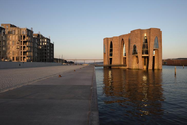 Первый архитектурный проект художника Олафура Элиассона (фото 1)