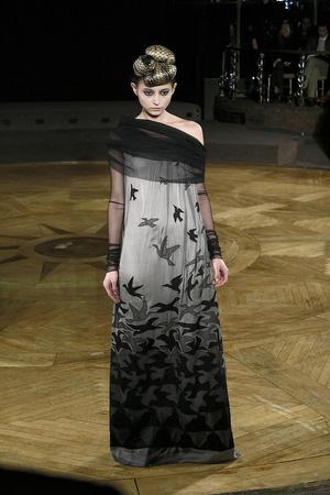 Показы мод Malandrino Осень-зима 2009-2010 | Подиум на ELLE - Подиум - фото 3224