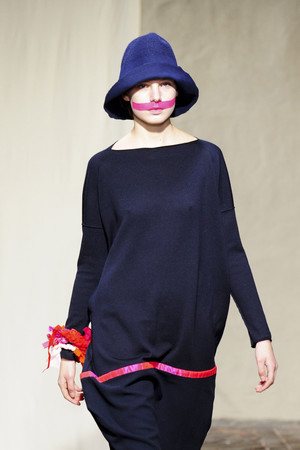 Показы мод Daniela Gregis Осень-зима 2013-2014 | Подиум на ELLE - Подиум - фото 713
