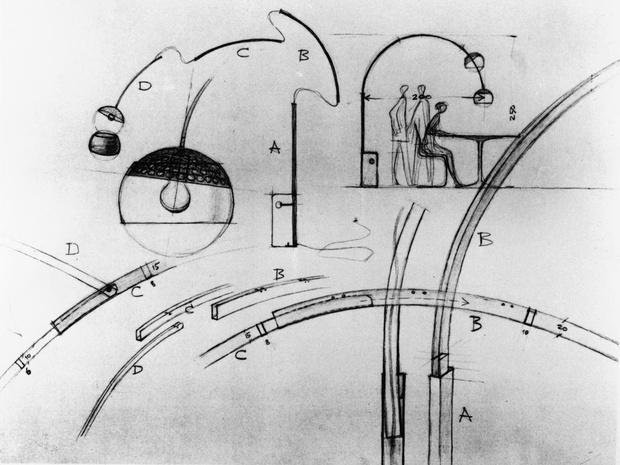 Культовый объект: светильник Arco братьев Кастильони (фото 2)