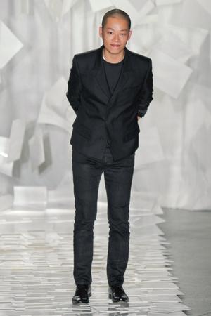 Показы мод Jason Wu Весна-лето 2012 | Подиум на ELLE - Подиум - фото 2079