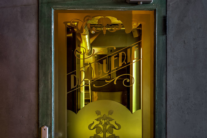 Парижский ресторан Jacopo – проект Натальи Белоноговой (фото 6)