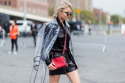 How to dress in the rain: | gallery [2] photos [4]