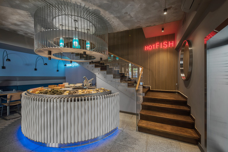 Проект бюро АrchPoint: ресторан «Комбинат» в Москве (фото 6)