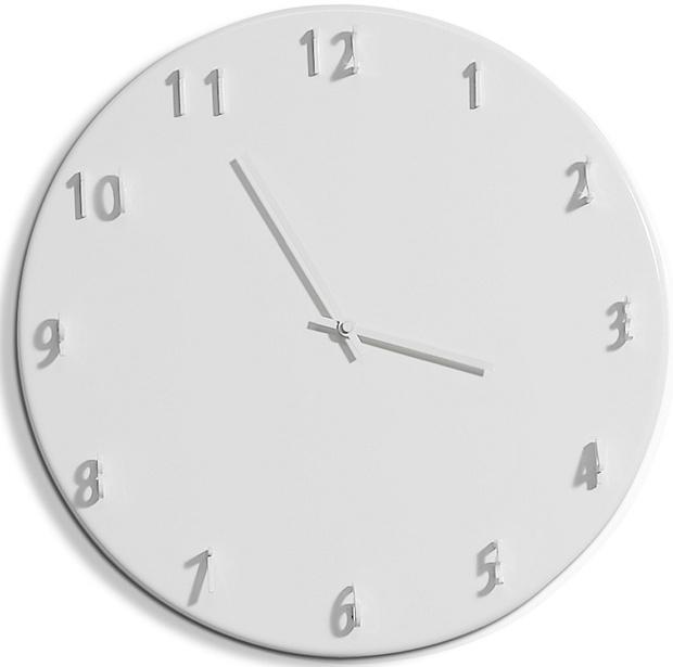 Успеть до полуночи. Дизайнерские настенные часы для встречи Нового Года фото [9]