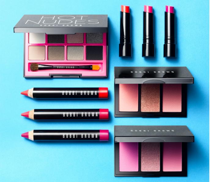 Весенняя коллекция макияжа Hot Collection от Bobbi Brown