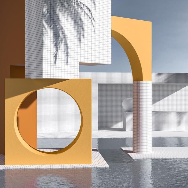 Инстаграм недели: архитектура мечты Алексиса Христодулу (фото 2)