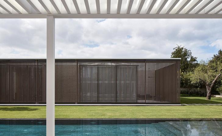 Дом по проекту Пьера Лиссони в Тель-Авиве (фото 1)