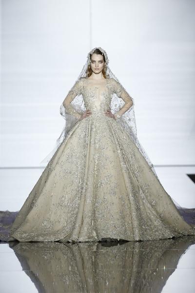 1030ed0851d54de Лучшие свадебные платья из кутюрных коллекций | Тренды на www.elle.ru
