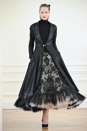 Показ Alexis Mabille коллекции сезона Осень-зима 2010-2011 года haute couture - www.elle.ru - Подиум - фото 167586