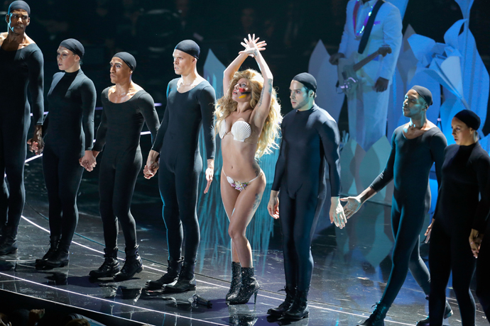 Леди Гага на MTV Video Music Awards