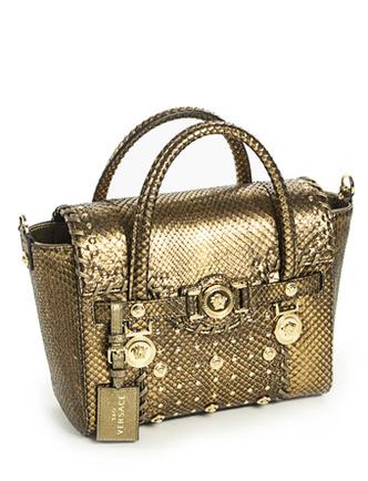 Донателла Версаче, Versace, бутик, Москва, открытие, Чао Signature, сумка, аксессуары