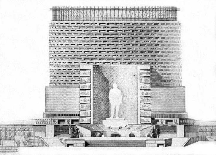 В МУАРе открывается выставка русского архитектурного авангарда фото [4]