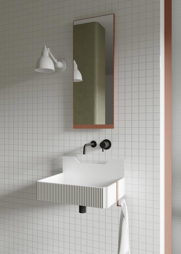 Ванная комната в стиле Роя Лихтенштейна от Ex.t (фото 9)