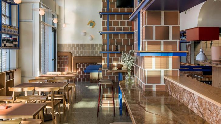 Тапас-бар в Ванкувере: проект студии Ste. Marie Design (фото 0)