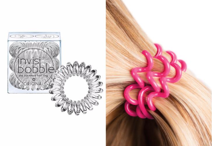 Резинки для густых волос и против выпадения