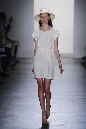 Показы мод Erin Fetherston Весна-лето 2011 | Подиум на ELLE - Подиум - фото 2671