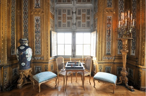 50 лет со дня открытия дворца Во-ле-Виконт (фото 9)