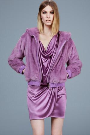 Показ Versace коллекции сезона Pre-fall   2014 года Prêt-à-porter - www.elle.ru - Подиум - фото 573399