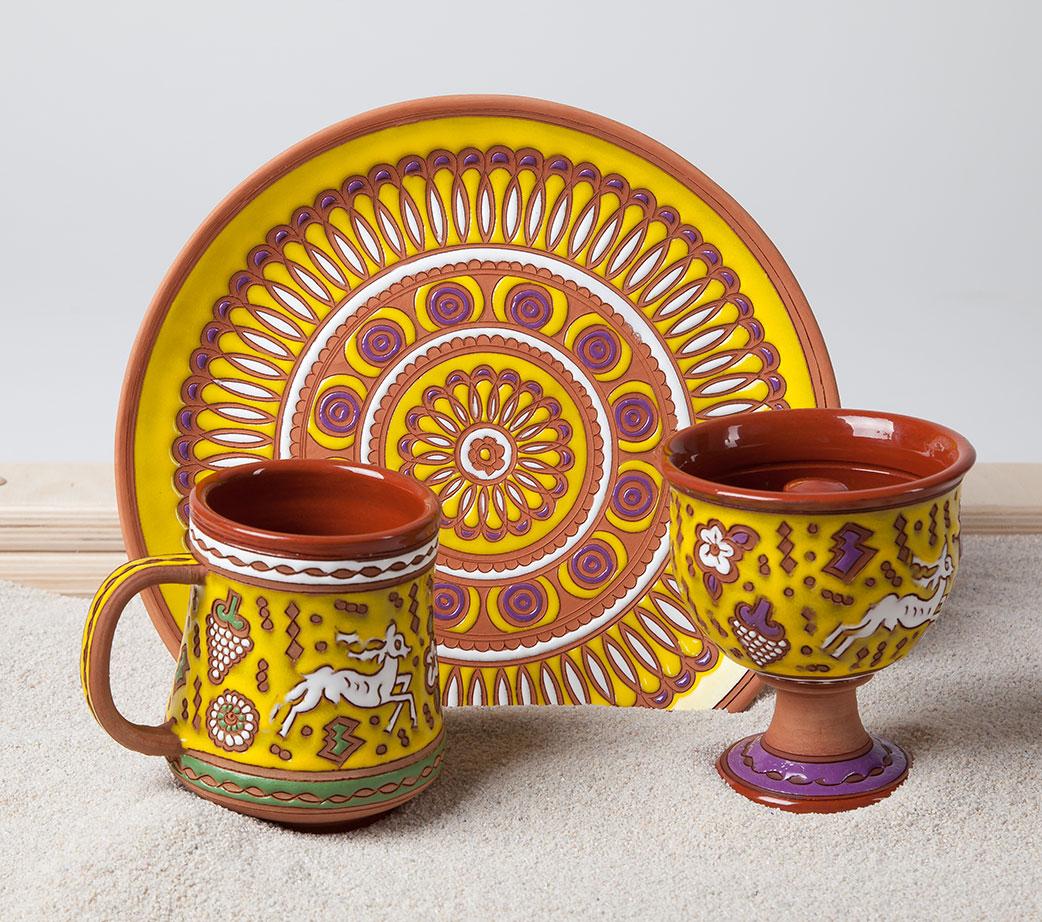 Греческая керамика Bonis Ceramics пришла в Москву | галерея [1] фото [6]