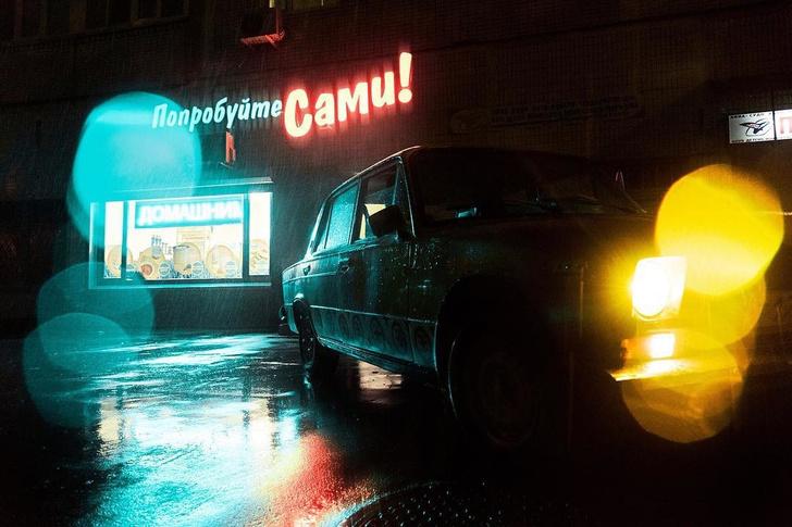 Инстаграм недели: нуарная Россия Константина Вихрова (фото 0)