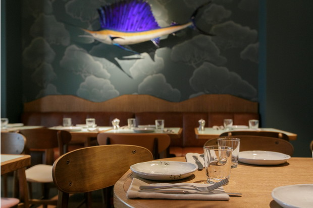 Топ 3: дизайнерские рестораны Уильяма Ламберти в Москве (фото 23)