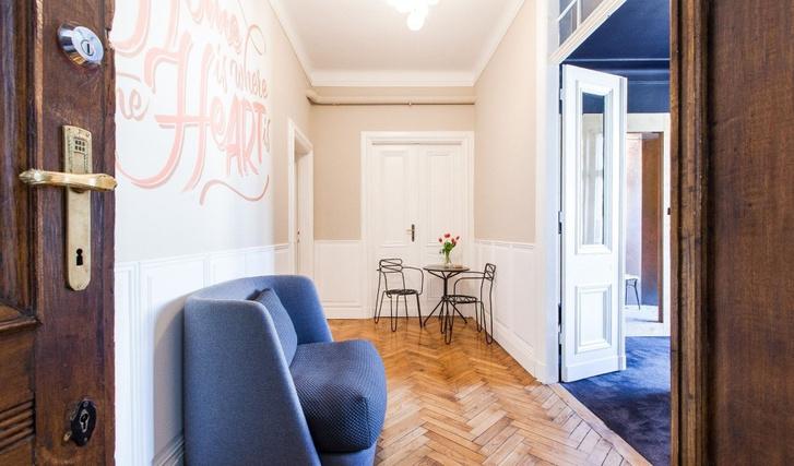 Мини-отель Autor Rooms в Варшаве (фото 6)