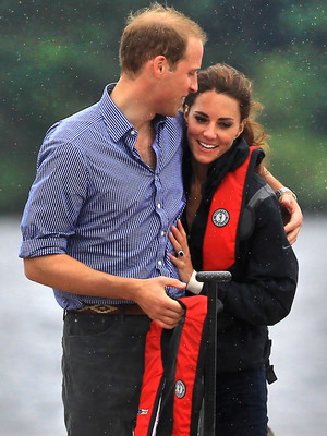 Как все начиналось: как выглядели Кейт и Уильям до брака (фото 9)