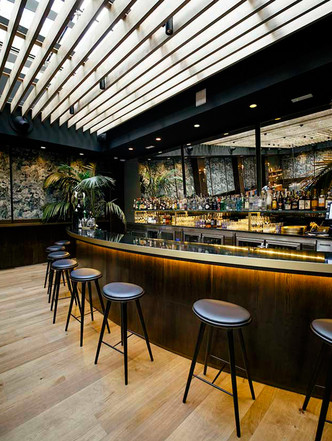 Эпоха джаза: ресторан в Мадриде (фото 6)