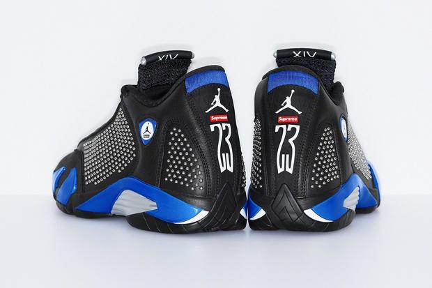 Как выглядит новая коллаборация Supreme x Air Jordan (фото 3)