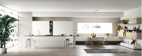 Кухня Foodshelf – новый проект дизайнера Ора Ито для Scavolini   галерея [1] фото [18]