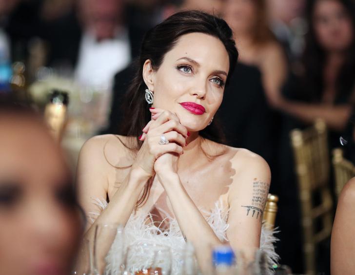 Почему у Анджелины Джоли проблемы с личной жизнью? (фото 1)