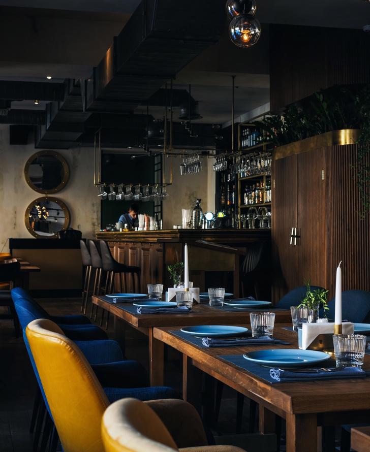 Солнечное Средиземноморье: ресторан в Санкт-Петербурге (фото 5)
