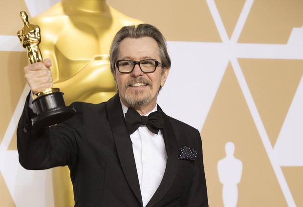 Бывшая жена Гэри Олдмана недовольна его «Оскаром» (фото 1)