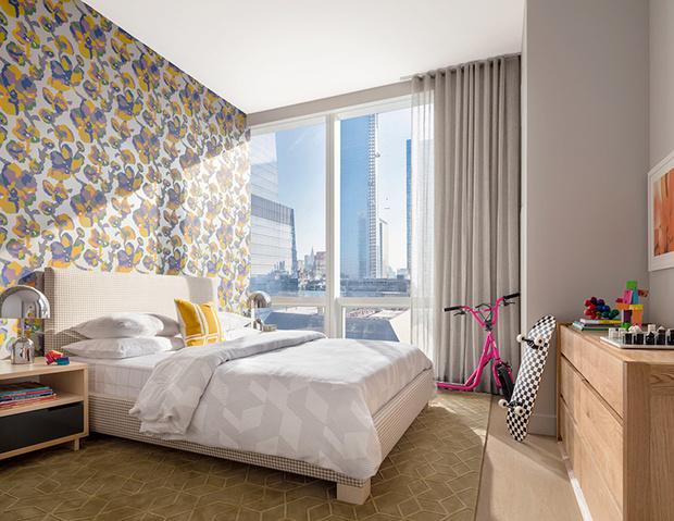 Яркие апартаменты в Нью-Йорке (фото 7)