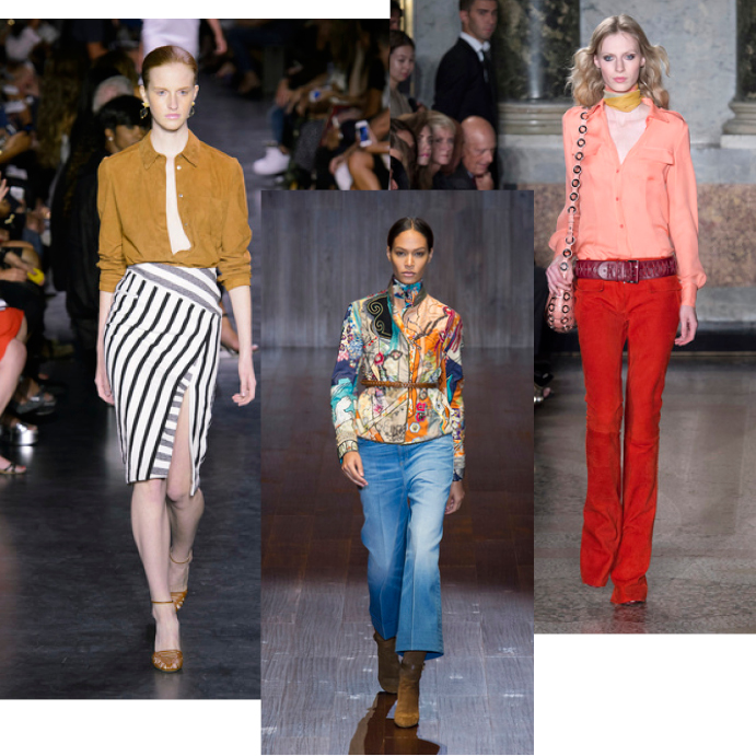 Модные блузки весна лето 2015 фото 3