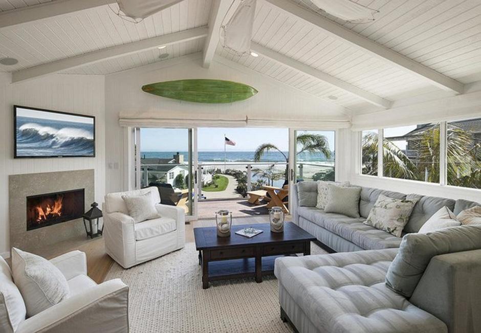 Новый дом Милы Кунис и Эштона Катчера в Санта-Барбаре | галерея [1] фото [4]