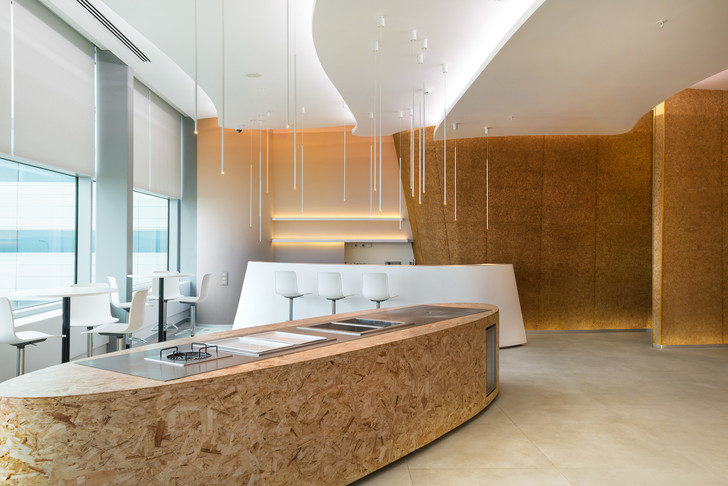 Бизнес-лаундж аэропорта «Платов» в Ростове-на-Дону: проект VOX Architects (фото 4)