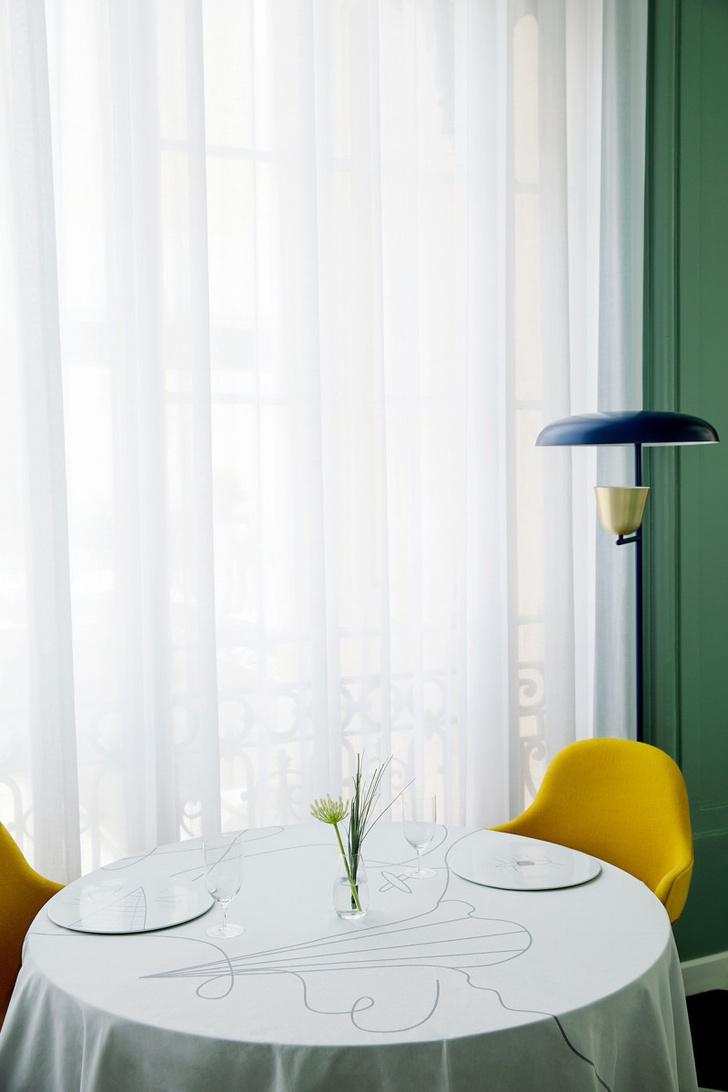 Ресторан La Terraza Del Casino: новый проект Хайме Айона (фото 6)