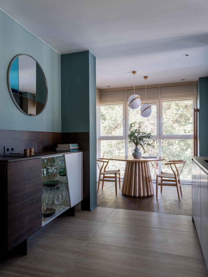 Светлая квартира 79 м² на Балтийском побережье (фото 10)