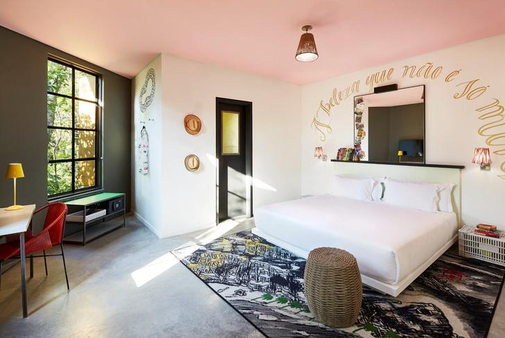 Mama Shelter: яркий отель в Рио-де-Жанейро (фото 3)