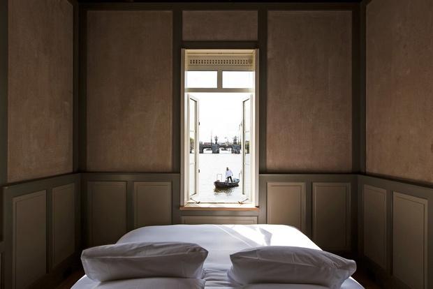 Sweets Hotel: отель в домах смотрителей мостов в Амстердаме (фото 11)